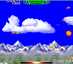 Back Fire (Tecmo) (Japan, Bootleg, Prototype?)