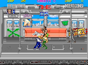 Crime Fighters (Japan 2 Players)