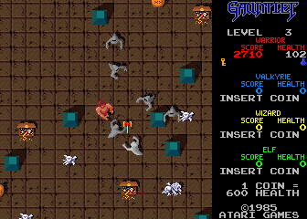 Play Arcade Gauntlet (rev 1) Online in your browser - RetroGames cc