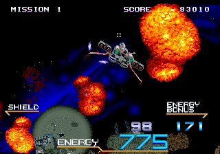 Galaxy Force 2
