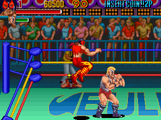 Play Arcade Knuckle Bash Online in your browser - RetroGames cc
