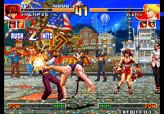 Play Arcade The King of Fighters '97 oroshi plus 2003 [Bootleg