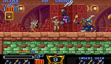 Magic Sword (23.06.1990 Japan)