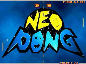 Neo Pong (ver 1.0) [Homebrew]