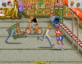 Play Arcade Punk Shot (Japan 2 Players) Online in your browser