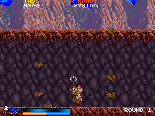 Play Arcade Rastan (US) Online in your browser - RetroGames cc