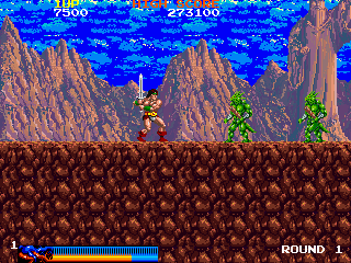 Play Arcade Rastan Saga (Japan Rev 1) Online in your browser