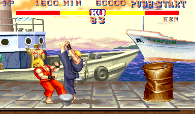 FRIV Street Fighter II' – Champion Edition
