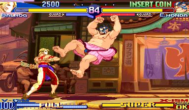 Play Arcade Street Fighter Zero 3 (980904 Japan) Online in your
