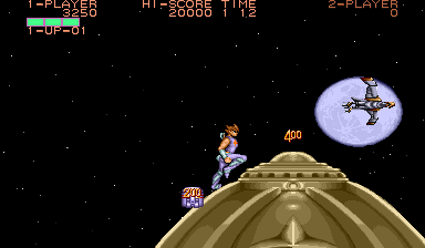 Play Arcade Strider (US set 2) Online in your browser - RetroGames cc