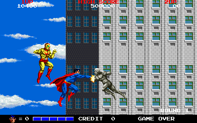 Play Arcade Superman (US) Online in your browser - RetroGames cc