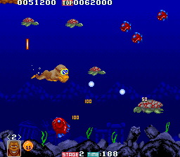 Play Arcade Toki (World set 1) Online in your browser - RetroGames cc