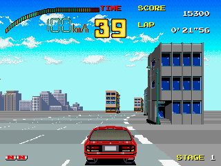 Play Arcade Top Speed (World) Online in your browser - RetroGames.cc