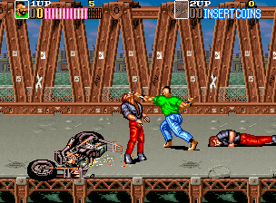 Crime Fighters 2 (Japan 2 Players ver. P)