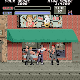 Play Arcade Vigilante (US) Online in your browser - RetroGames cc