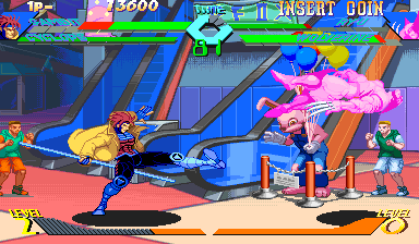 X-Men vs Street Fighter (961004 USA Phoenix Edition) [Bootleg]